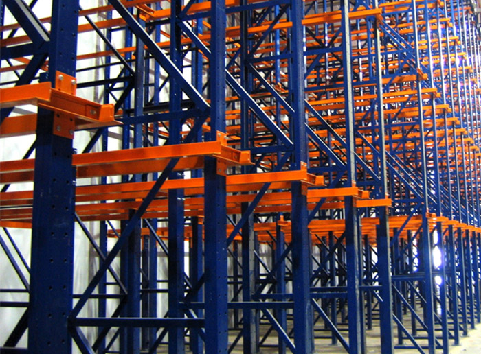 Heavy Duty Drive In Pallet Racking with High Quality