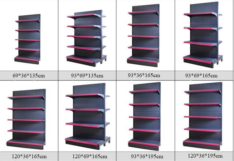 Supermarket Storage Shelf