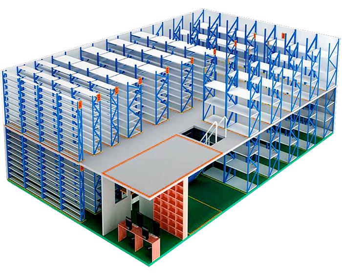 mezzanine racking systems