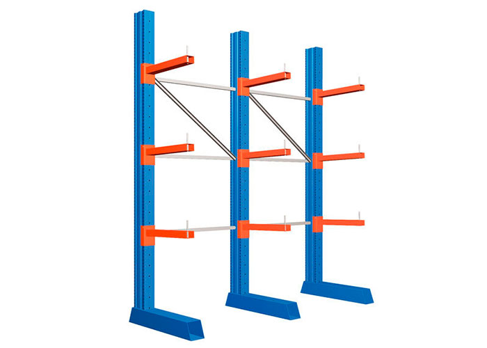 cantilever pipe storage system