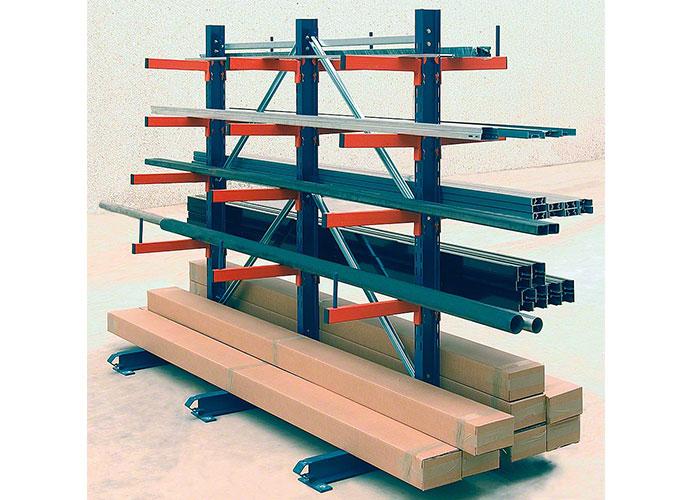 cantilever pallet racks