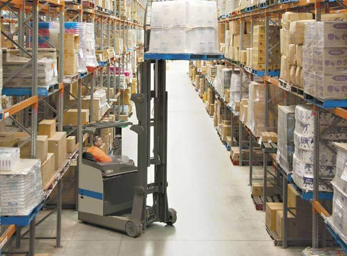 The Advice for Moving Warehouse Pallet Racks