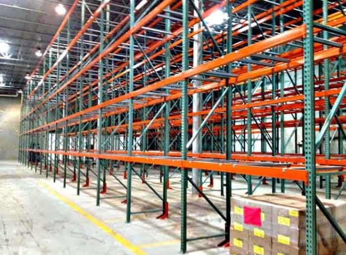 Spieth Warehouse Racking System Tips