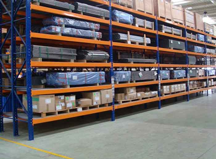 Analysis of Warehouse Storage Racking Loading Capacity