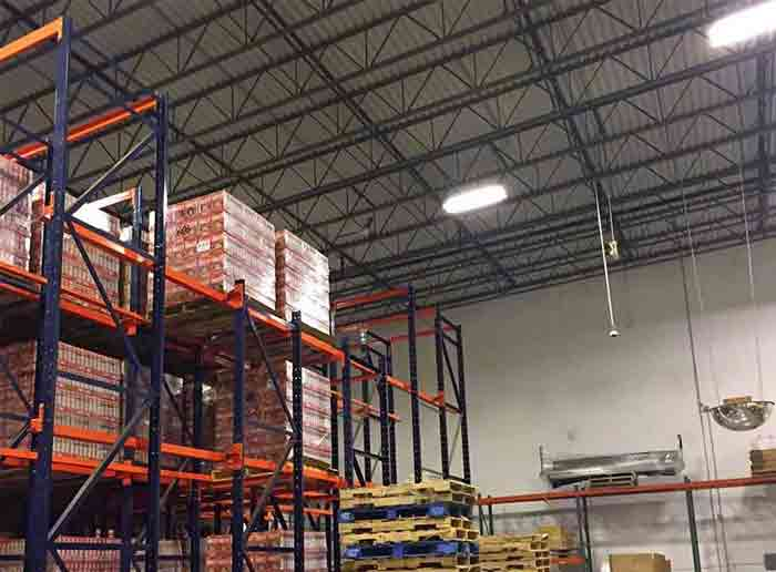 Test Standard of The Warehouse Storage Racking System
