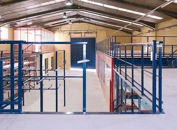 How Steel Platform Can Be A Good Building for Enterprises?