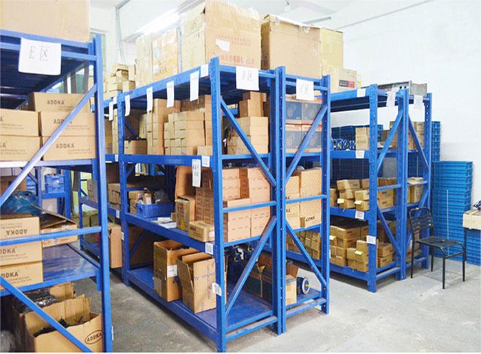 The Application of Medium Storage Shelf