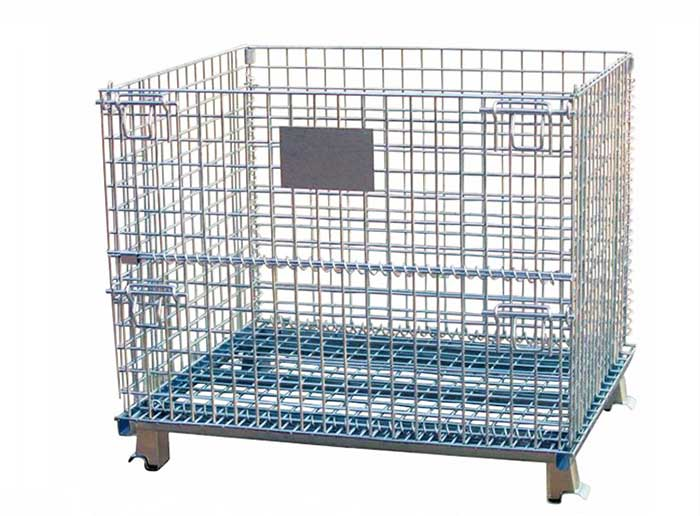 The Classic Applications of Wire Mesh Containers