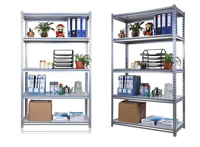 Introduction of Spieth Boltless Shelving