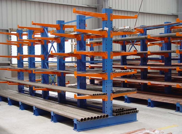 Specification for Use of Cantilever Shelf