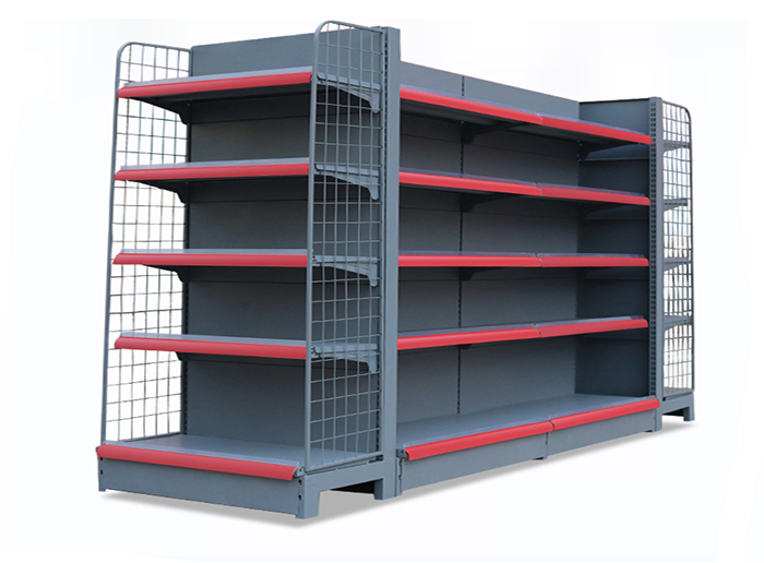 Daily Use and Maintenance of Supermarket Shelves