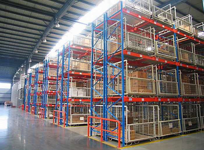 Let's Take a Look at The Functions of Storage Shelves