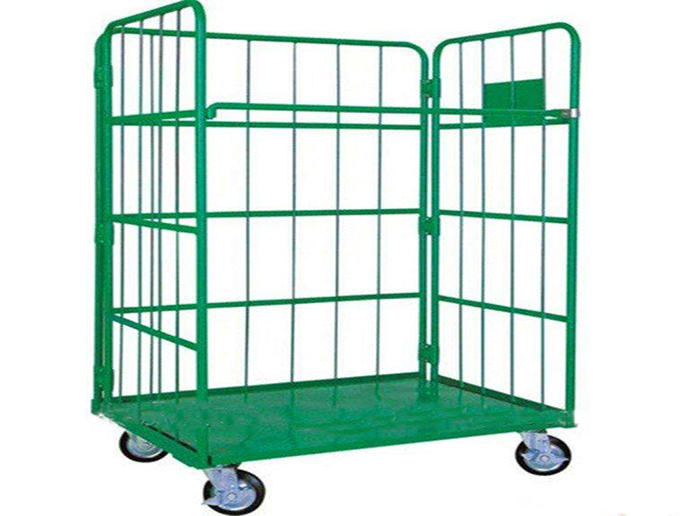Classification of Logistics Trolleys and Their Respective Characteristics