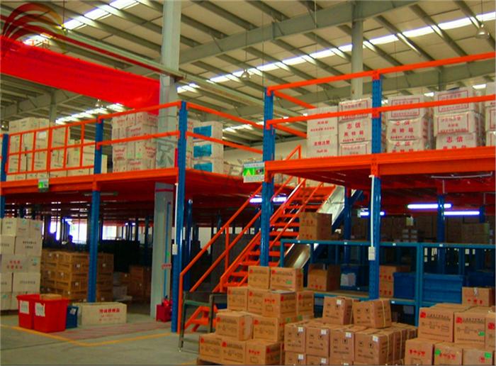 Loft Shelf is The First Choice of Logistics Storage