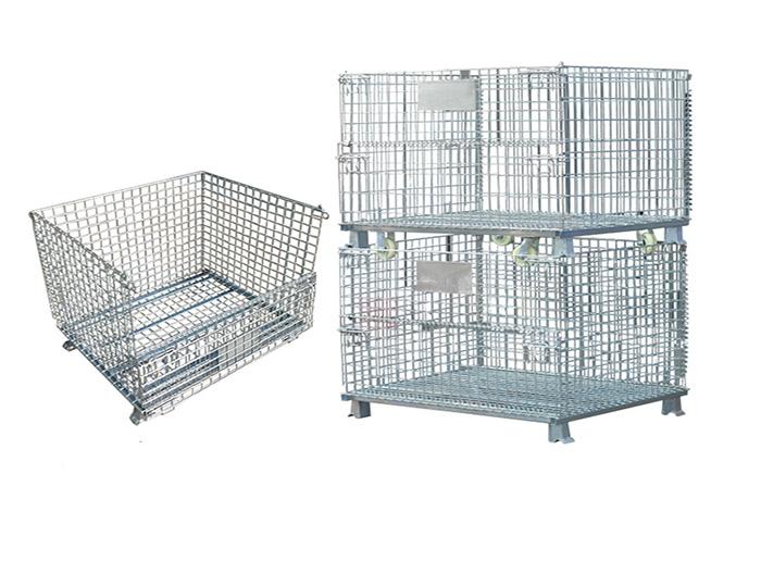 Characteristics of storage cage