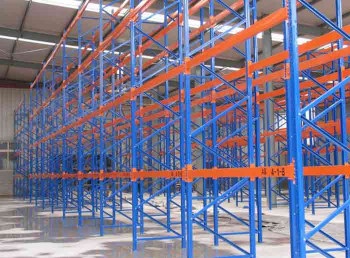 Key Point About Operation of Heavy Duty Racking System