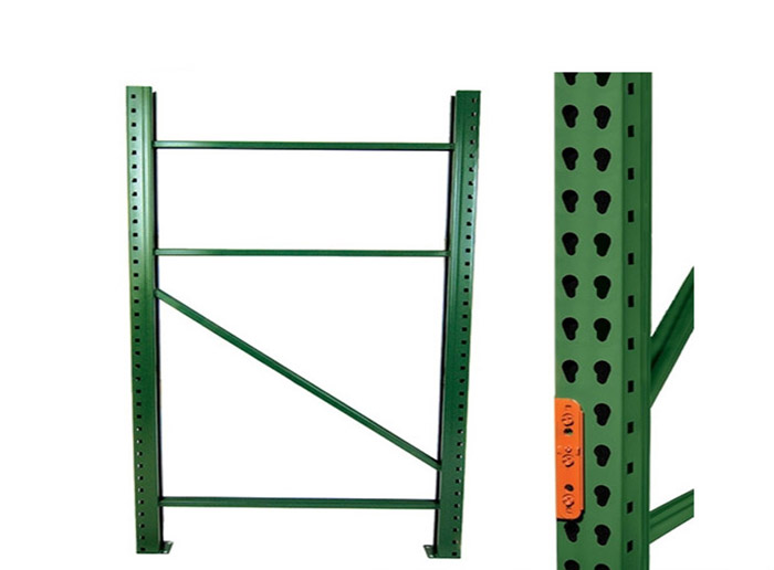 Teardrop Pallet Racking System for sale