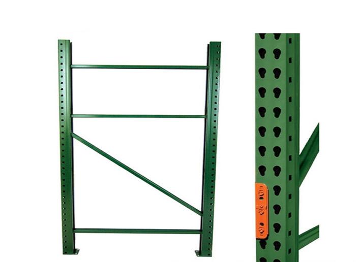Teardrop Pallet Racking System for sale