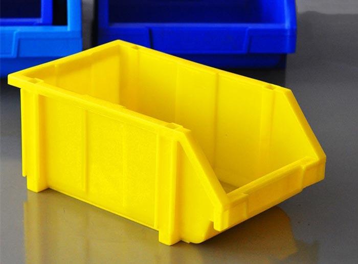 Warehouse Plastic Transport Storage Bin