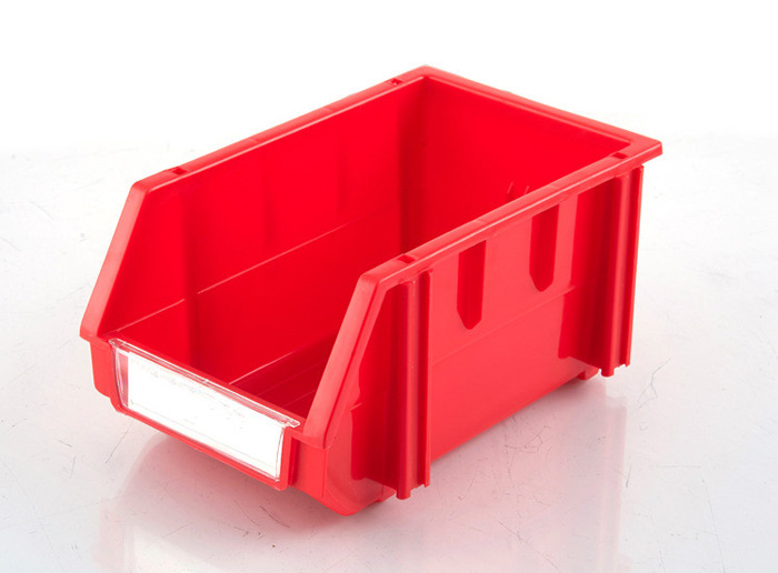 PP Plastic Storage Box Bin for Home, Industrial Small Parts Organization