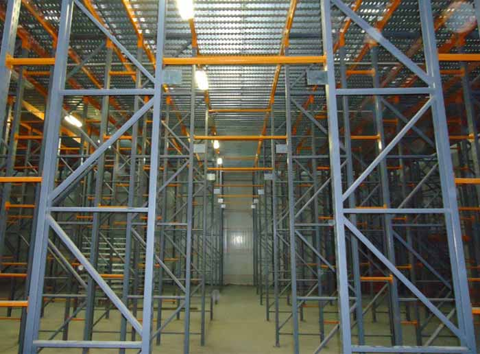 AS4084 Warehouse Pallet Racking Cold Storage System | Spieth Racking