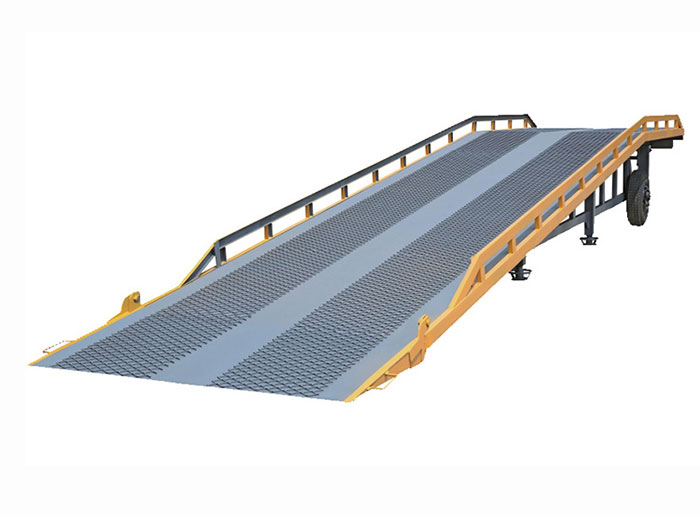 Stationary Loading Dock Ramps