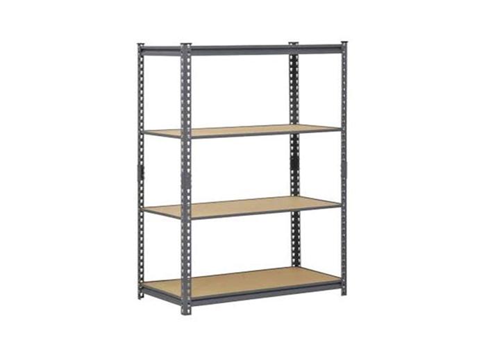Boltless Rivet Shelving For Warehouse Storage System