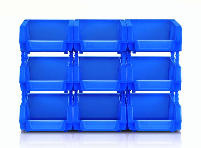 Modern Style Industrial Plastic Storage Bins