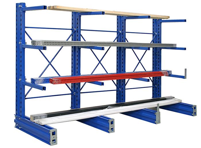 Cantilever Beam Racking Display Storage Shelf