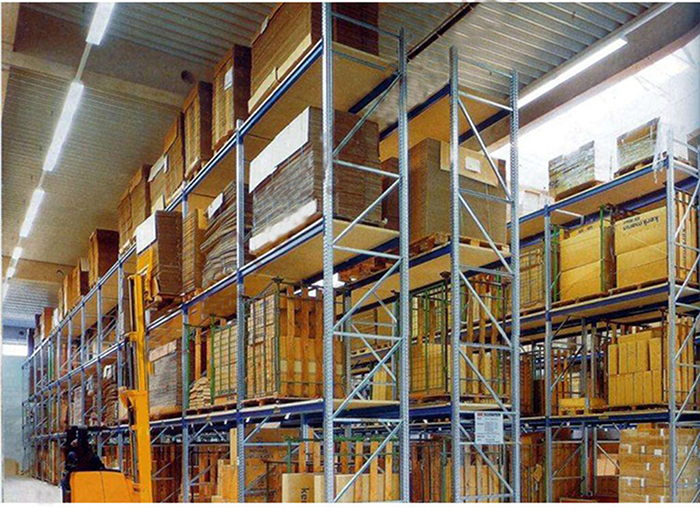 Industrial Metal Selective Pallet Racking System