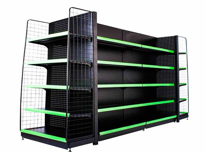 Supermarket Storage Shelf Racks Systems with Cheap Price