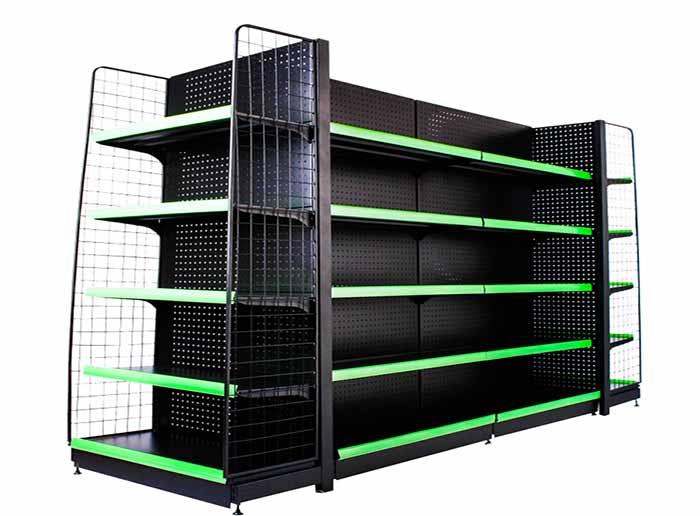 Supermarket Storage Shelf Racks Systems with Cheap Price