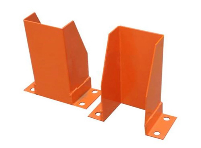 Security Guard Fence Post Corner Protector for Storage Shelf Upright