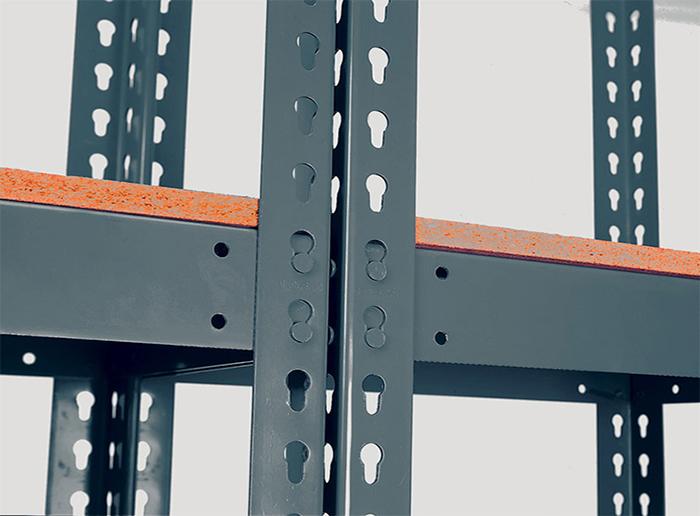 Boltless Adjustable Industrial Warehouse Storage Rack