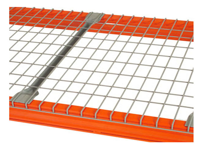 Steel Wire Mesh Decking with Flared Support Bars