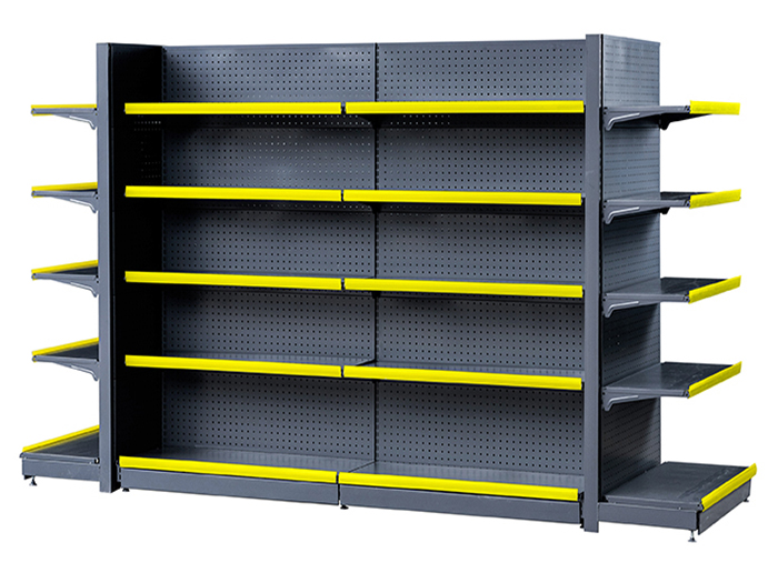 Retail Store Supermarket Shelf Gondola Shelving