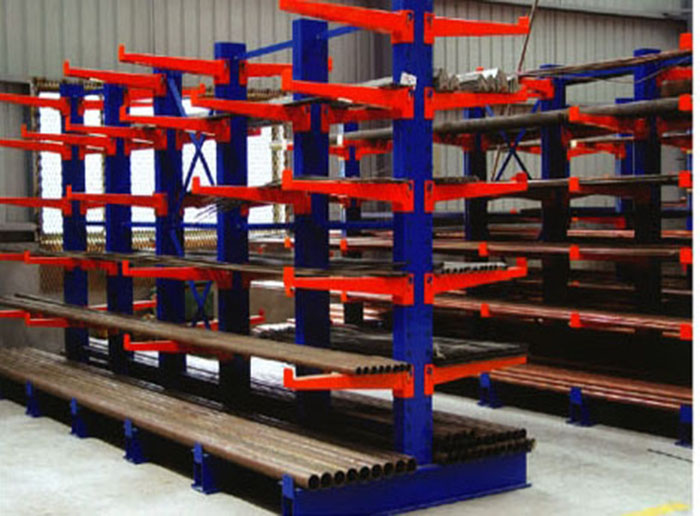 Storage Rack Warehouse Cantilever Racking System