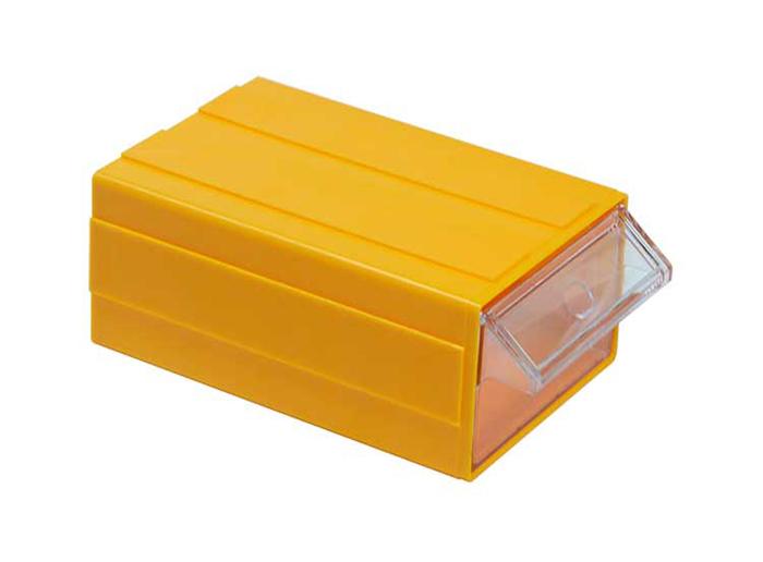 Plastic Storage Drawer Organizer Sliding Side Box