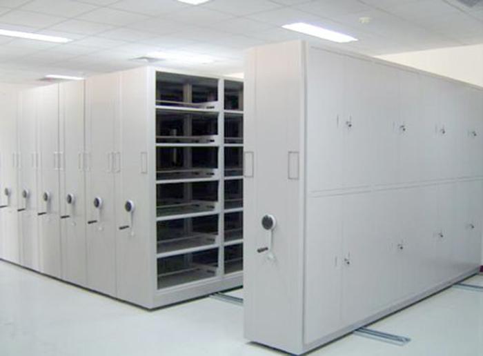 Metal Mobile Shelving Steel File Compactor Intelligent