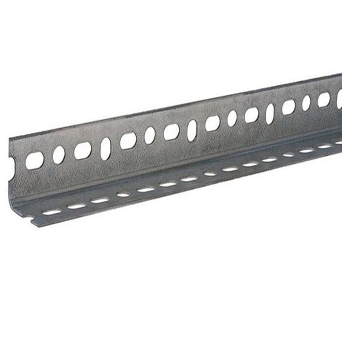 Slotted Angle Shelving Metal Storage Rack with MDF Shelves