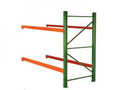 American Pallet Racking Welded Type Steel Teardrop Racking System