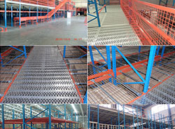 Warehouse Solutions Expend Warehouse Space Mezzanine Floor Racking Systems