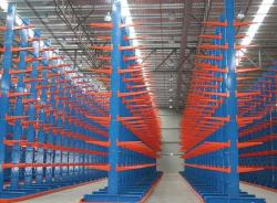 Pipe Storage Cantilever Pallet Rack