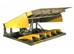 Dock Lever Mobile Container Loading Ramp