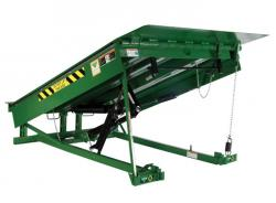 Truck Hydraulic Warehouse Mobile Container Dock Loading Ramp