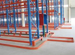 Very Narrow Aisle Pallet Racking System For Storage
