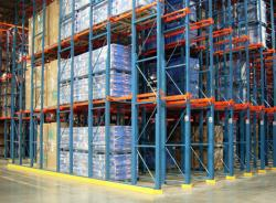 Pallet Shelving Drive in Storage Industrial Warehouse Rack